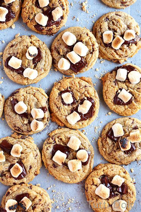 smores cookies tutti dolci