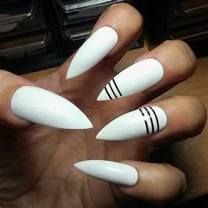 Amazing Nail Art Designs 50 Creative Stiletto Nails Designs To Try Gravetics
