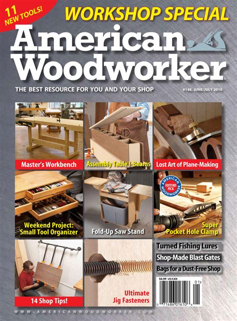 top  wood magazines  woodworkers