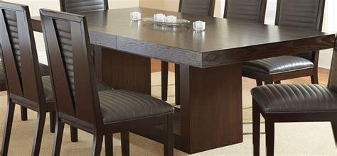 antonio extendable rectangular dining table  steve