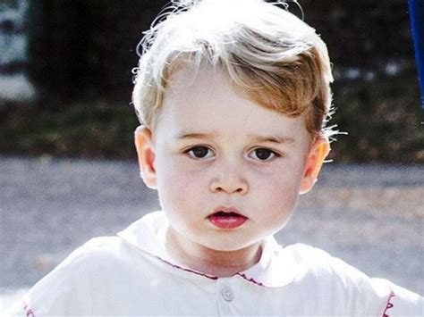 scientists reveal  prince george