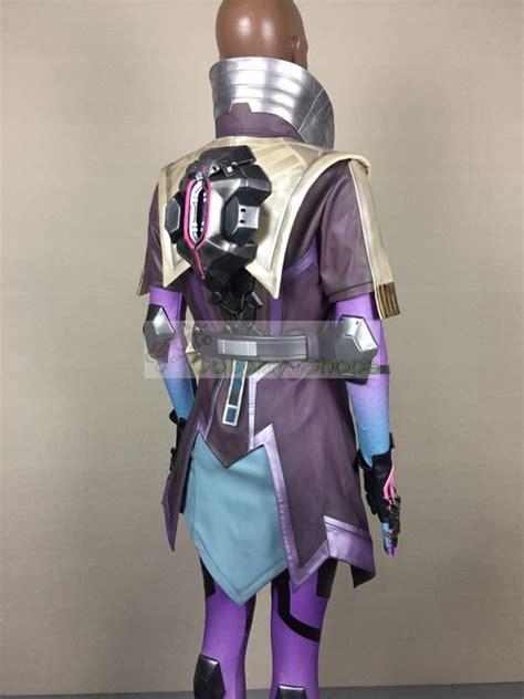 custom cheap overwatch sombra full cosplay costume  overwatch sombra  sale  cosplay