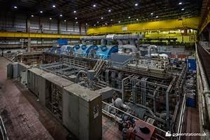 Littlebrook D Power Station  Dartford  Kent  U2013 Power Stations Of The Uk