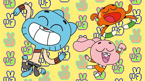 1 The Amazing World Of Gumball Hd Wallpapers Backgrounds