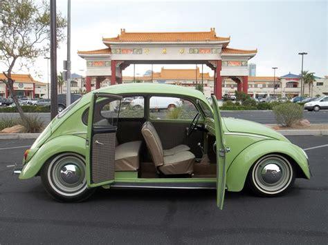 volkswagen custom 1966 volkswagen beetle custom door sedan 113470
