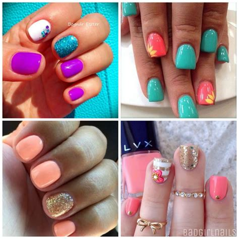 august nail color summer 2016 nail trends lilyboutique
