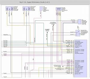 I Need The Wiring Harness Diagram For The Computer To Wiring Diagram