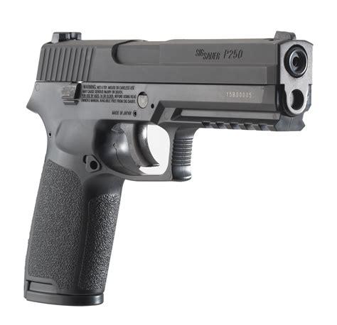 SIG Sauer P250 Pellet Pistol, Black | Airgun Depot