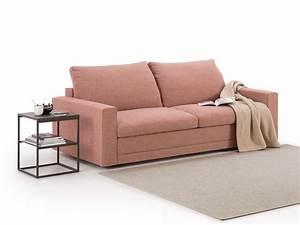Canape convertible pour petit espace noah homeplaneur for Petit canapé confortable