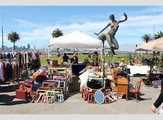 Treasure Island Flea Outdoor Festival with 400+ Vendors