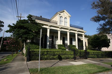 garden district and channel crescent city living