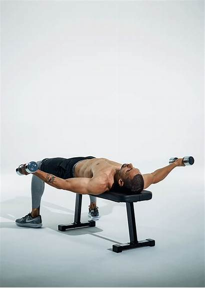 Chest Exercises Exercise Upper Building Fly Strong