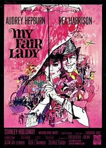 Audrey Hepburn Poster : audrey hepburn my fair lady 1964 starring rex harrison dvdbash ~ Eleganceandgraceweddings.com Haus und Dekorationen
