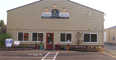 Navigation imagine coffee needs help : Imagine Coffee in Corvallis