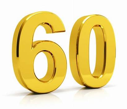 60 Number Vectors Psd Anniversary Save