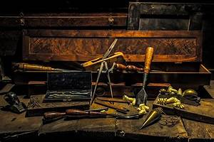 Vintage Woodworking Tools Photograph by Paul Freidlund