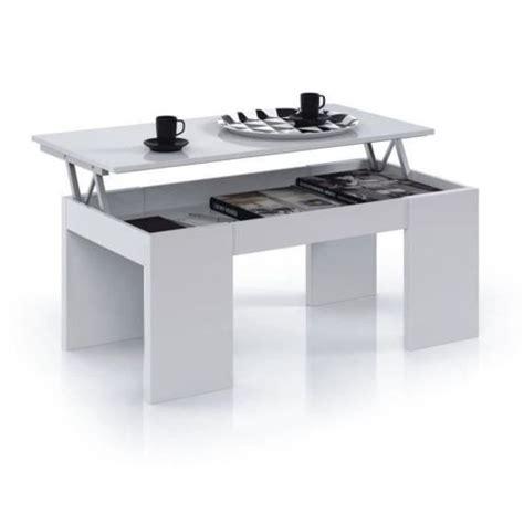 mcd kendra table basse transformable plateau relevable