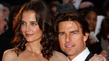 Katie Holmes is still in awe of her movie star husband