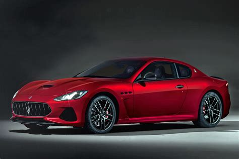 maserati spyder 2018 makeover and new technology for 2018 maserati granturismo