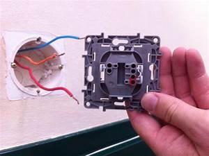 Branchement Variateur Legrand : branchement interrupteur voyant ~ Melissatoandfro.com Idées de Décoration