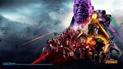 Avengers Wallpapers Desktop Marvel Pc Infinity War