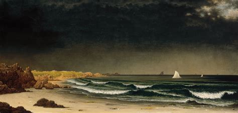 File:Martin Johnson Heade - Approaching Storm- Beach near