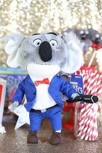 Party  Sing Buster Moon Koala Oreo Pops