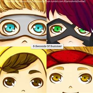 Don't Stop 5 Seconds of Summer by jannahchan on DeviantArt