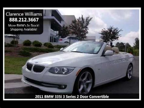 Bmw Chapel Hill by 2011 Bmw 335i For Sale 3 Series New 2 Door Convertible