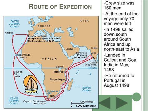 Route Vasco Da Gama by Vasco Da Gama R N R