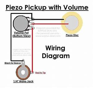 Piezo Switch Circuit