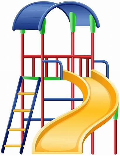 Clipart Clip Slide Playground Transparent Slid Ladders