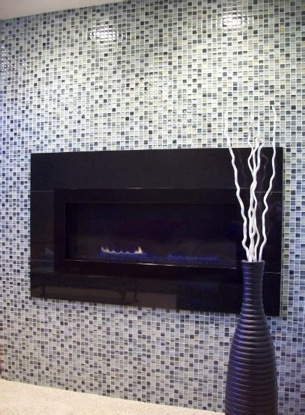 17  Modern Fireplace Tile Ideas, Best Design !!   Spenc Design