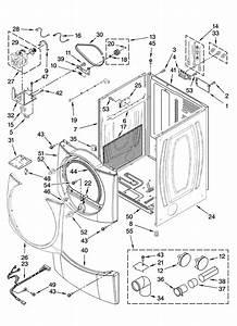 Maytag Mede300vf0 Dryer Parts