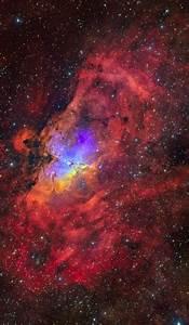 Red Blast Nebula