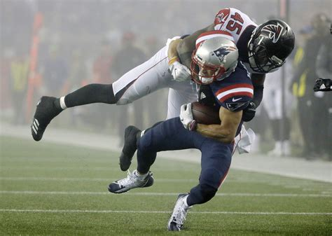 PATRIOTS 23, FALCONS 7: Pats finally show stopping power ...