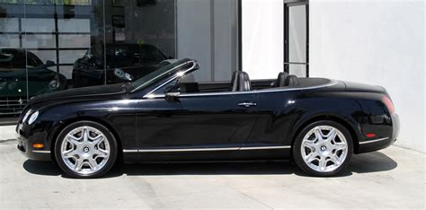 bentley continental gtc mulliner edition stock