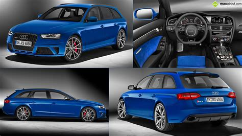 2014 Audi Rs4 Avant Nogaro Wallpaper