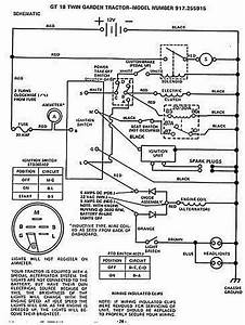 Pto Switch - Sears  Craftsman Tractor Forum