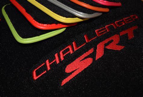 dodge challenger srt floor mats
