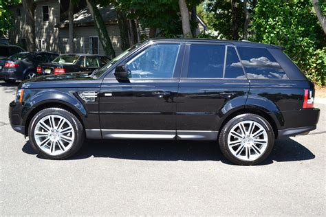 land rover range rover sport luxury pre owned