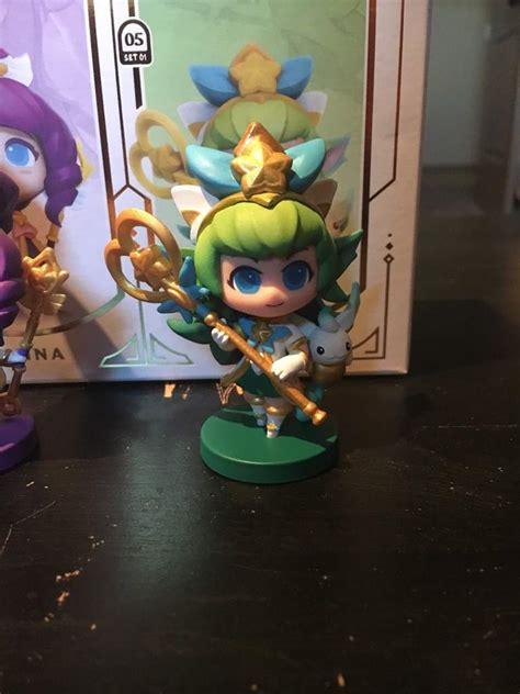 Star Guardian Mini Figures League Of Legends Official Amino