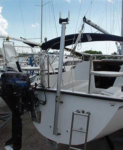 The Perfect Solo Mast Raising System For Small Sailboats
