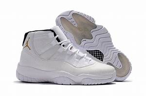 "2017 Air Jordan 11 OVO ""White Gold"" 