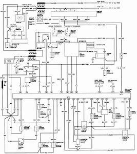 Ford Bronco Ii Wiring Diagram