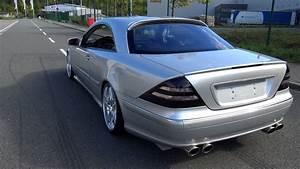 Mercedes Cl 500 : mercedes cl 500 lorinser sound acceleration onboard ~ Nature-et-papiers.com Idées de Décoration