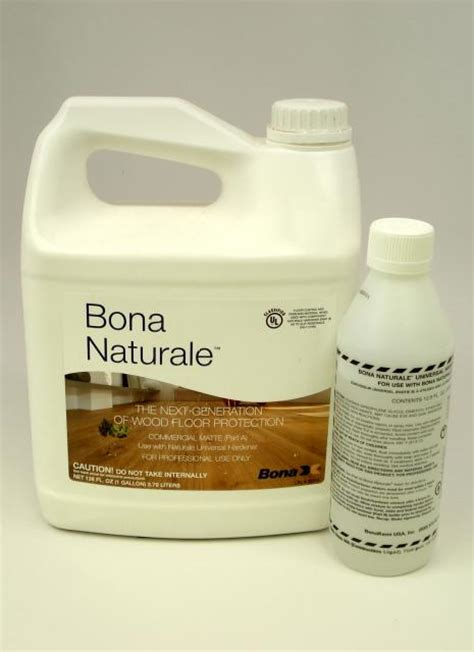 Bona Wood Floor Matte by Bona Traffic Naturale Waterborne Wood Floor Finish