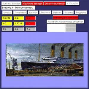 Urbild Berechnen : geometrische transformationen ~ Themetempest.com Abrechnung