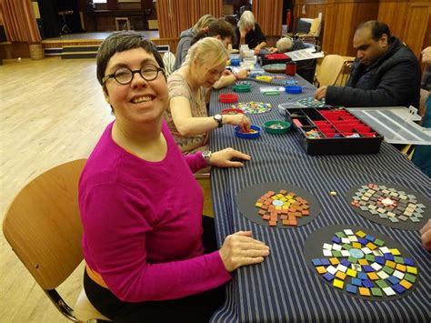 columcille creative activities for adults with learning disabilities