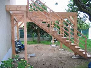 Construction assistée de votre terrasse bois sol ou suspendue à Angers Maine et Loire
